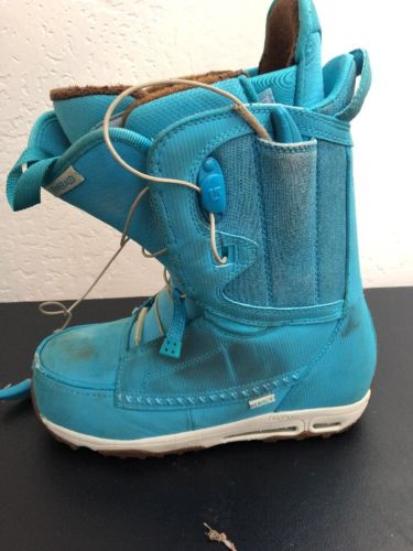 Burton Emerald Womens Size 7.5 Snowboard Boots Imprint 2