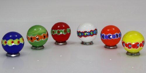 25mm Handmade Art Glass