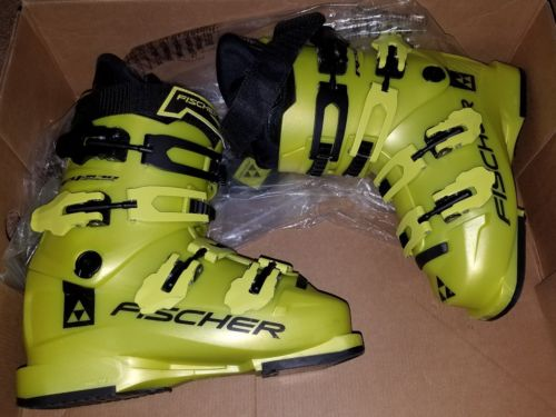 Fisher Alpine Ski Boots Size 23.5 used Twice