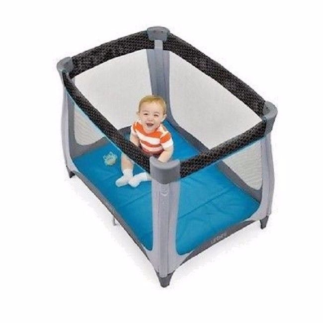 Playpen Baby Bassinet Napper  Playpen Travel Infant Sleeper Play Yard Rocking