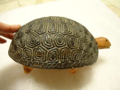Vtg Vintage Turtle Bank from 1970s Art