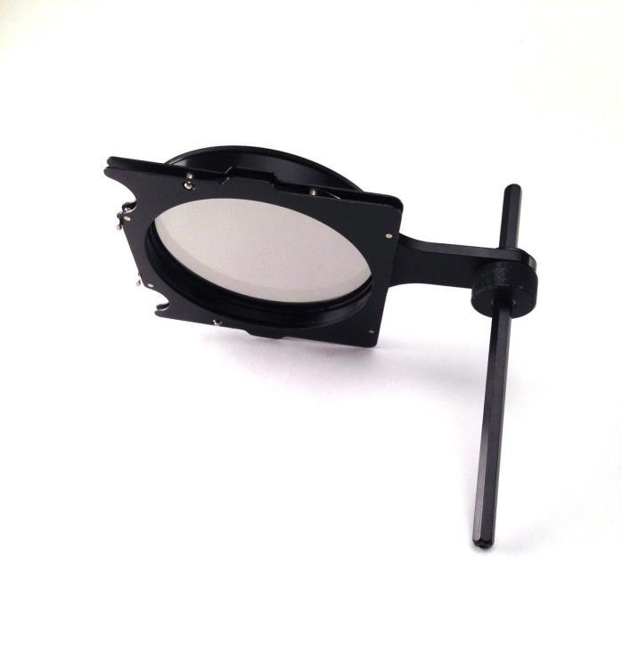 Sinar Polarizer + Swiveling Filter Holder + 100mm Filter Holder + Hex Rod Pkg
