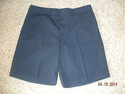 CornerStone by Port Authority Uniform/Work Shorts Navy Blue ~ Size 40 ~ NWOT
