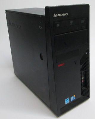 Lenovo ThinkCentre M58e Tower Intel Core 2 Duo 2.93 GHz PC Computer IBM