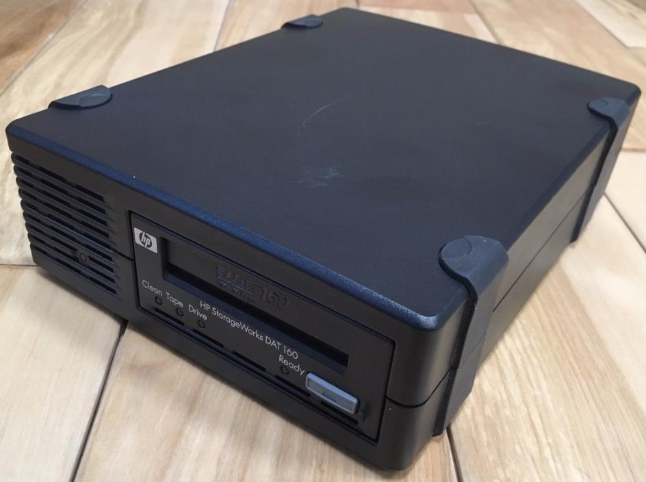 Q1574A - HP StorageWorks DAT 160 SCSI External Tape Drive - 450448-001