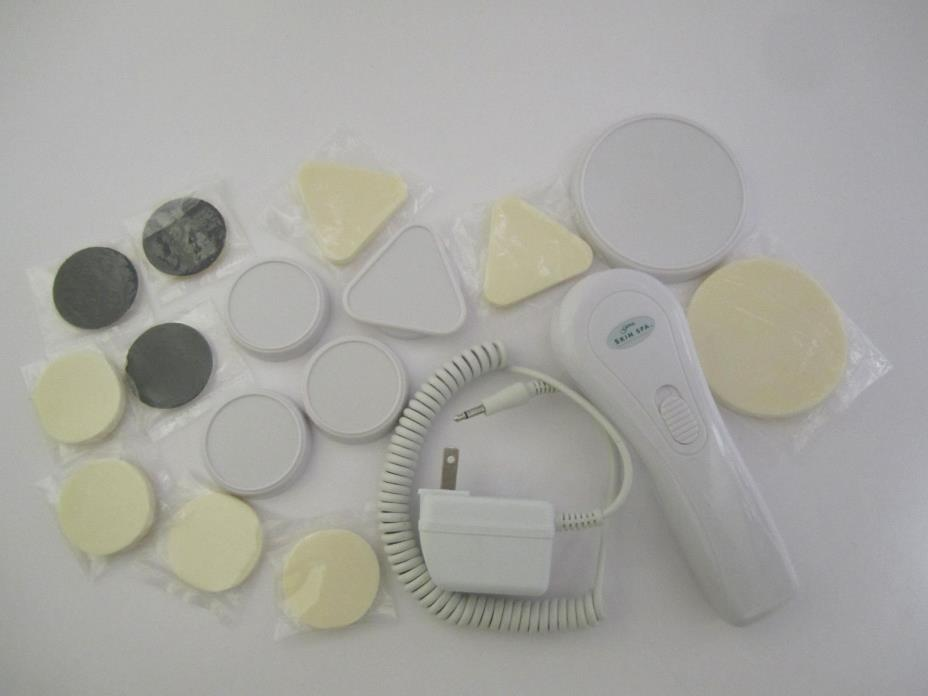 GENA SKIN SPA PROFESSIONAL MICRODERMABRASION TOOL (FOR FACE,HANDS,BODY&FEET)
