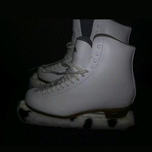 riedell ice skates size 10 womens