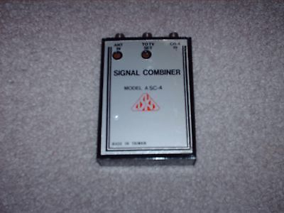 ASKA Channel 4 Signal Combiner Model A SC-4