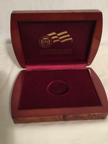 United States Mint Storage Box