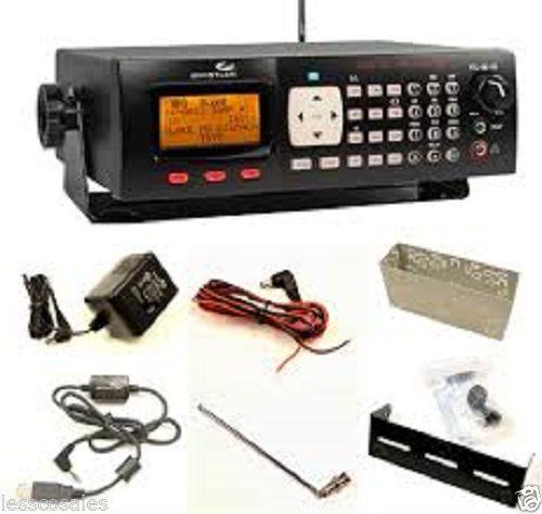 NEW Whistler WS-1065 Digital Base Mobile UHF/VHF Police Scanner Fire Safety Skyw