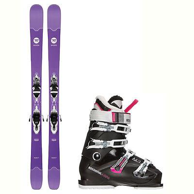 Rossignol Sassy 7 Kiara 60 Womens Ski Package 2018