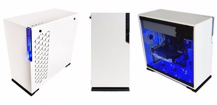 gaming pc custom built - Intel I7 7700, GTX 1070, 1 TB HDD + 128 GB SSD