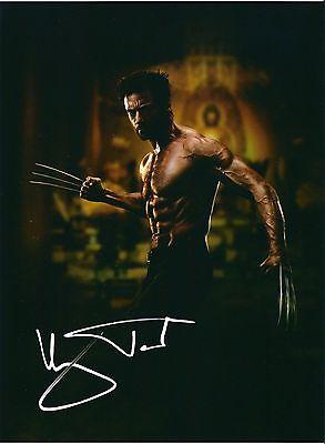 THE WOLVERINE HUGH JACKMAN X-MEN Signed Autographed Reprint 8x10 Photo