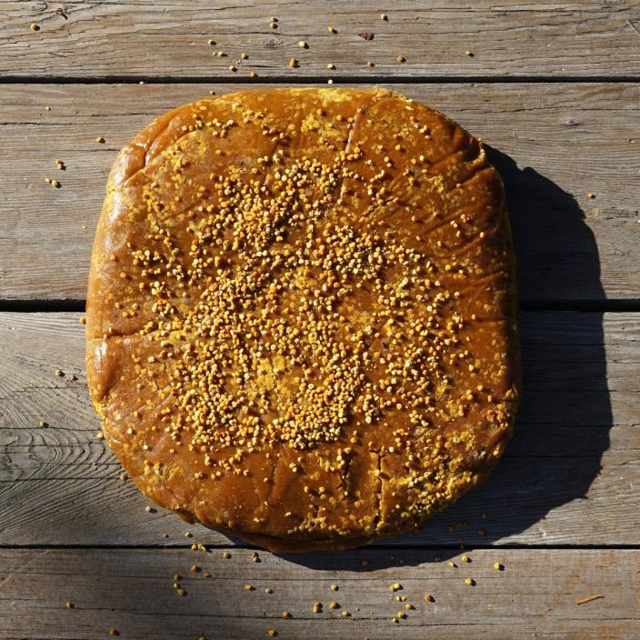 10 lb Pollen Patties for Bee Food with US Natural Bee Pollen SHIPPING