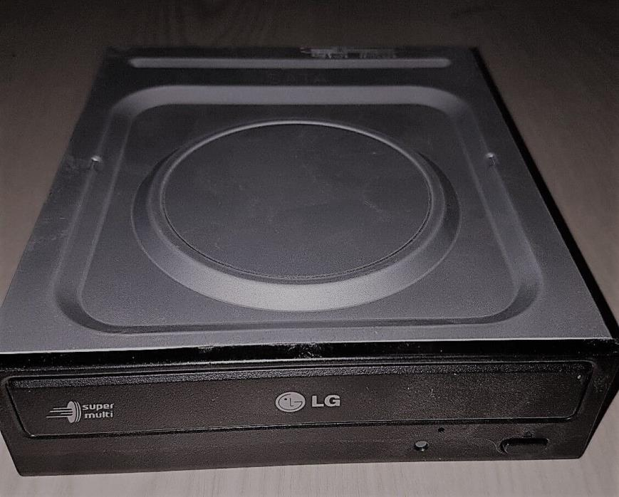 LG DVD-RW Super Multi Writer Burner SATA 5.25