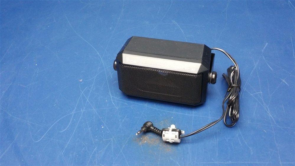 Icom SP-10 External Speaker 4-Ohm Impedance for HAM Mobile base HT CB Radio