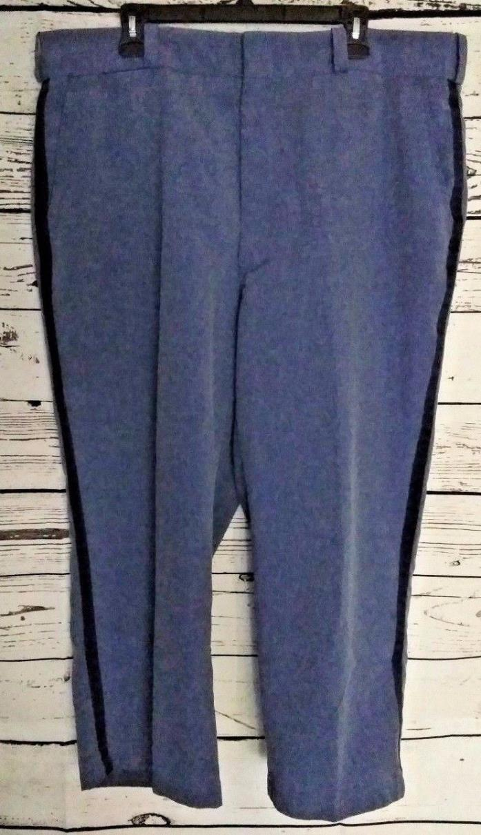 Men's Elbeco Postal City Carrier Mailman Blue Pants Size 44/24 Regular Waist