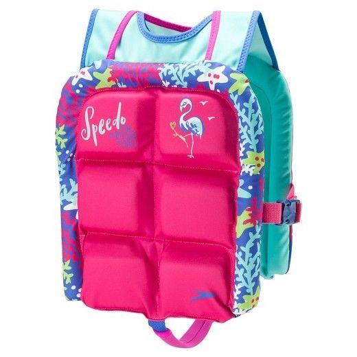 Speedo Kids Water Skeeter Lifevest (Pink) 51541248