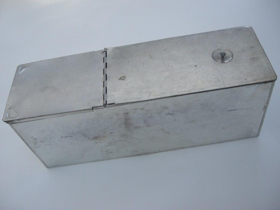 Vintage Metal Bread Box Insert HOOSIER Cabinet Pantry