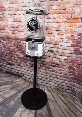 Shelby Cobra vintage gumball machine Acorn glass globe coin-op bar collectibles