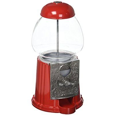 Gumball Machine Bank Candy Nuts Toys Classic Vintage Home Decor Toy
