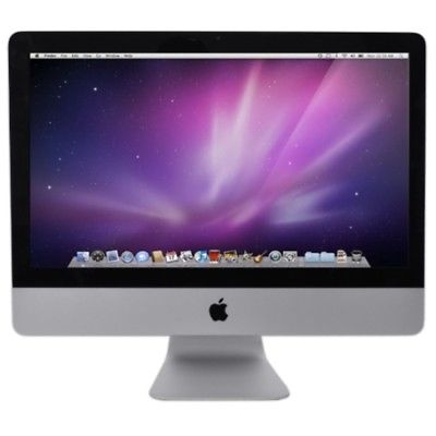 Apple iMac 21.5 Core i5-2400S Quad-Core 2.5GHz All-in-One Computer - 4GB 500GB D
