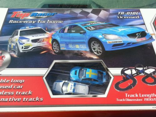 BRAND NEW AGM Top Racer TR-05 Mercedes Benz Raceway for Home
