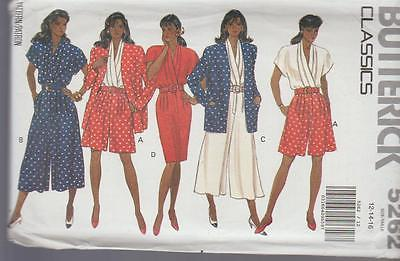 Women's Wardrobe  Sewing Pattern Sz  12-16