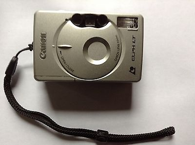 Canon Elph LT Canon Lens 23mm