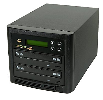 Produplicator 1 to 1 24x Cd Dvd Duplicator Copier Sata Hard Drive Tower Burner