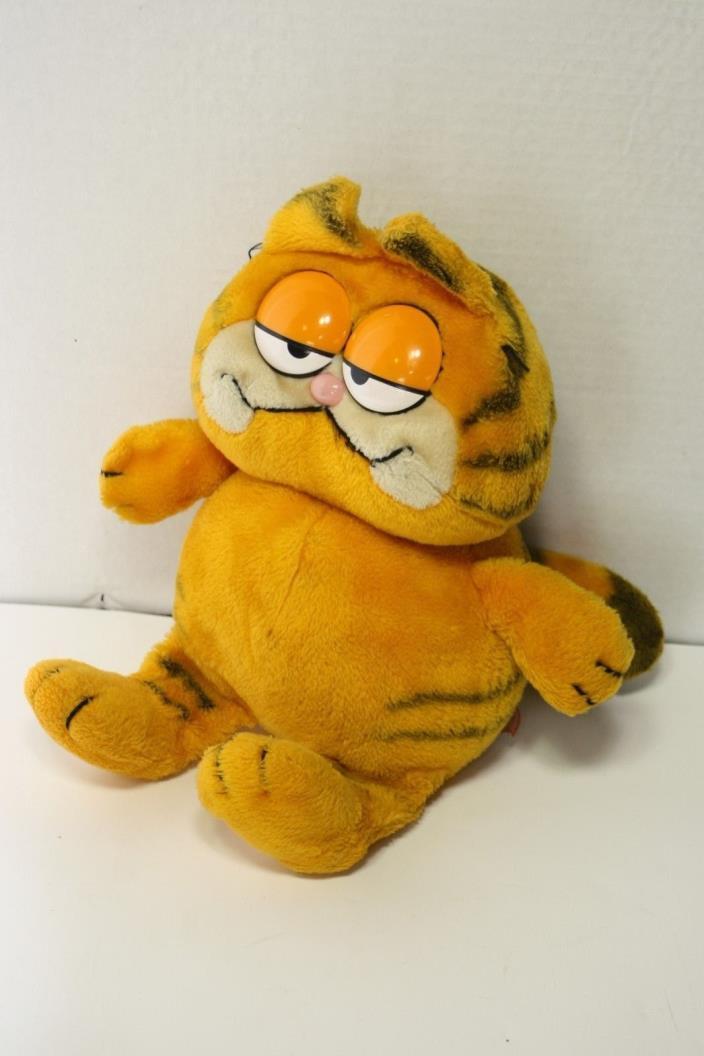Vintage Garfield Plush Fun Farm 15