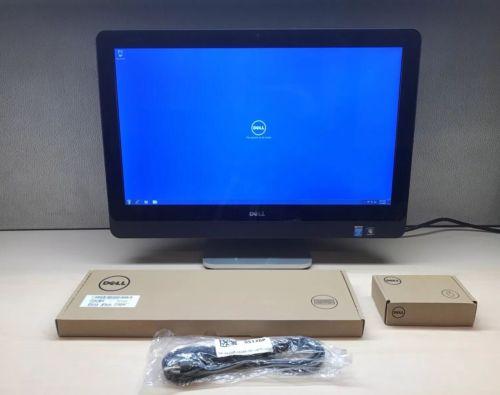 Dell Optiplex 9020 AIO Touchscreen i5-4570S @ 2.90GHz 16GB RAM 1TB HDD Win 7 Pro