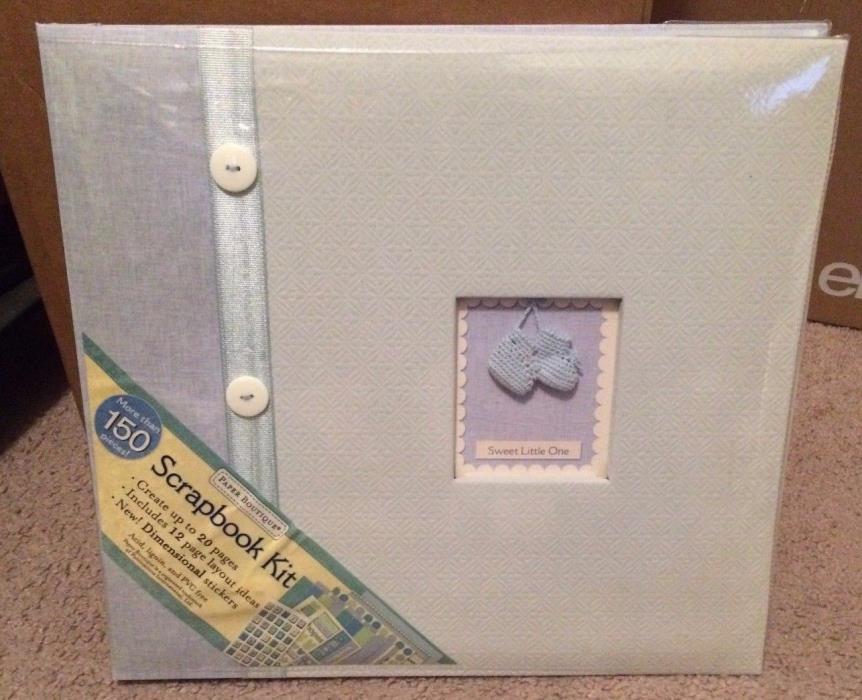 Scrapbook Album Kit 12x12 Sweet Little One