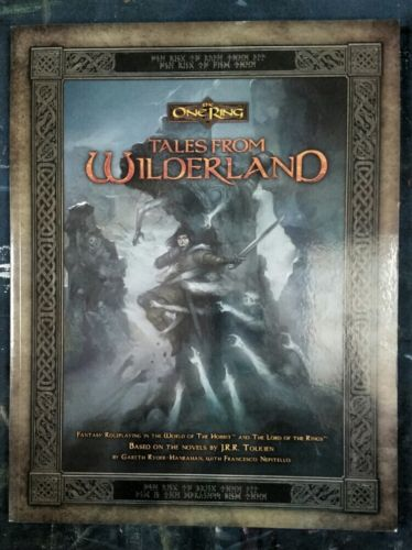 The One Ring: Tales From Wilderland RPG - Cubicle 7