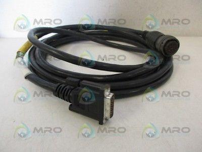 EMERSON 810721-15 REV.D3 15' SERVO MOTOR FEEDBACK CABLE  *NEW NO BOX*