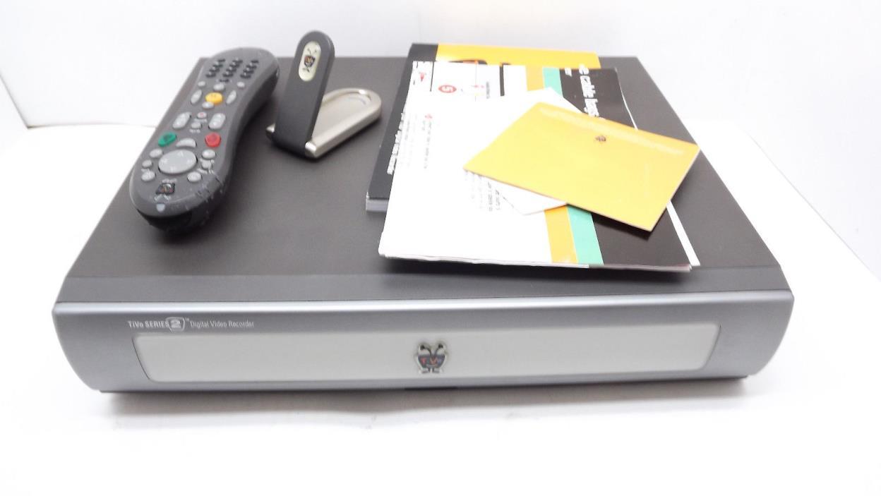 TiVo DVR Series 2 Digital Video Recorder TCD540040 (40GB)