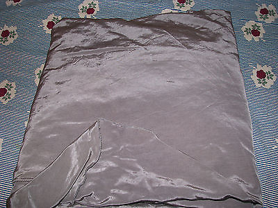 Silky Taupe/Ecru Banquet Table Cloth Fabric 15' Long by 92