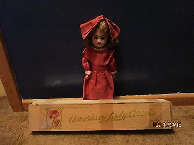 Antique Woodward Doll By American Lady Corsets Company