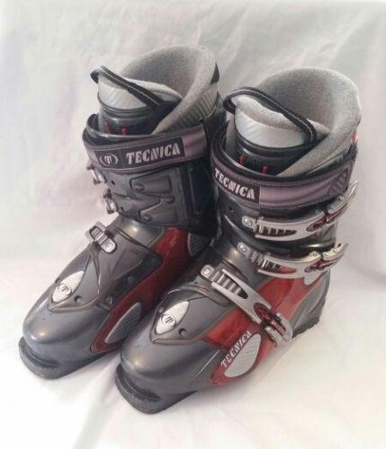 Tecnica 7s Concept Ski Boots, size 260-265 Men's US 8-8.5 Women's US 9-9.5