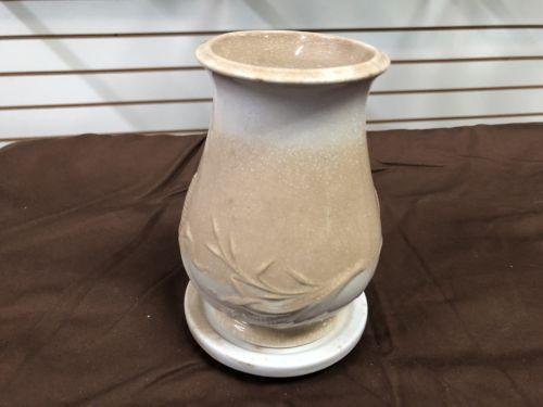 """Vintage Ironstone Wedgewood 2 Piece Vase 5 1/4"""" Tall"""