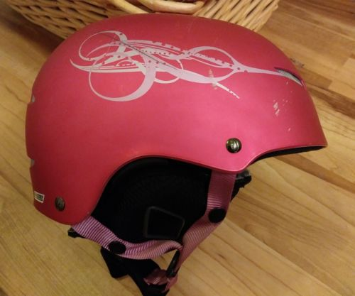 Womens Giro Encore Snowboarding Helmet sz XS
