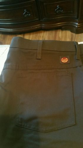A men's brand new work pants by red kap size 38/37 navy blue