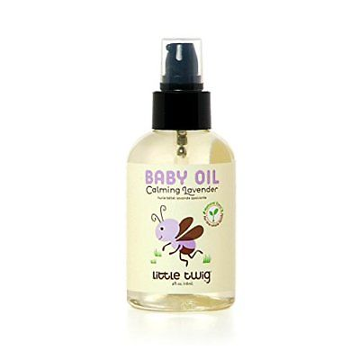 Little Twig Baby Oil Lavender - 4 oz