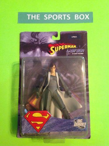 Superman--Last Son Series 1 URSA Action Figure (Sealed)