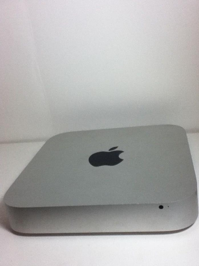 Apple Mac mini (late 2014) Intel Core i5 1.4GHz, 4GB RAM, 500 GB HD freeshipping