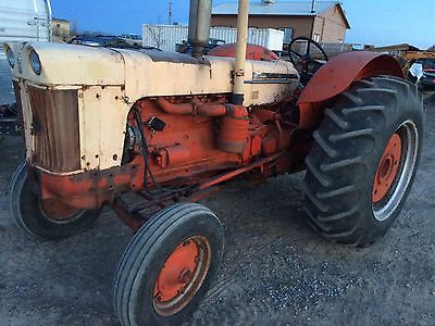 1961 J.I. Case Model 930 Diesel Tractor