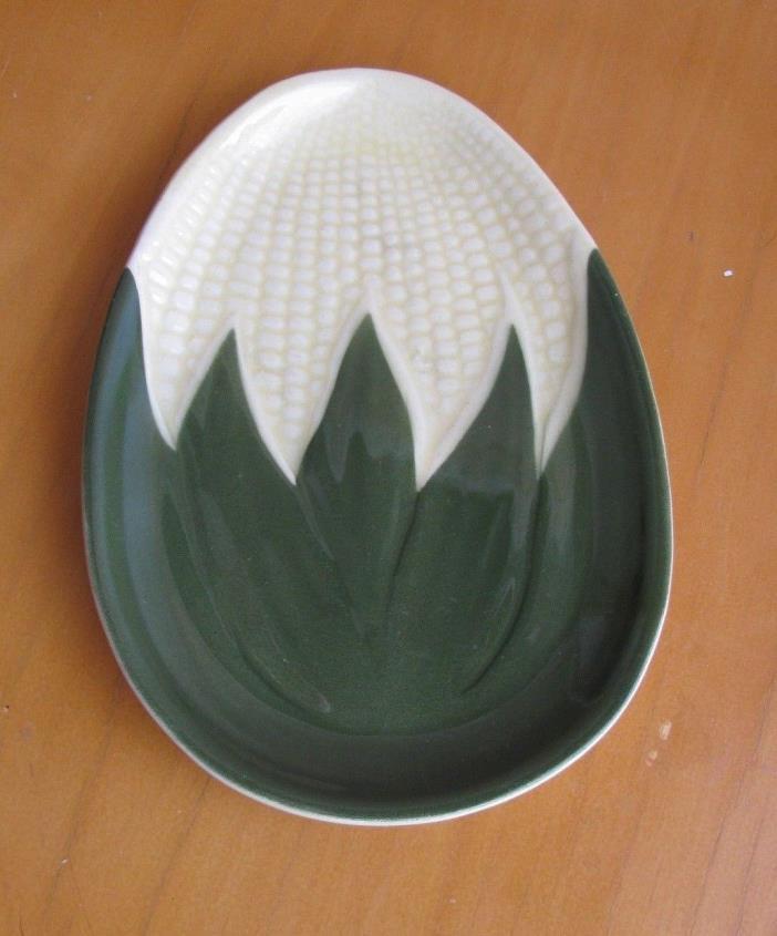 Shawnee Pottery USA Corn  # 93 Salad Desert Plate