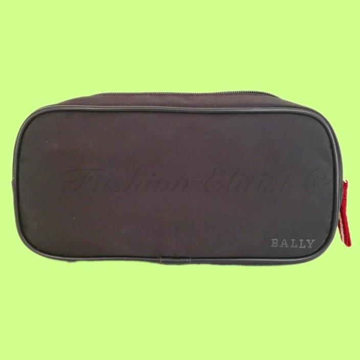 BALLY LUXURY TRAVEL TOILETRY BAG MEN'S WOMEN'S UNISEX