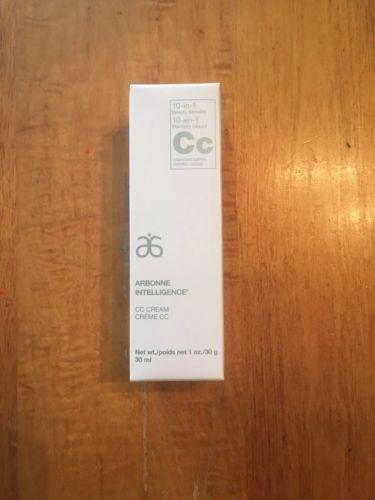 Arbonne CC Cream Color Light NEW IN BOX