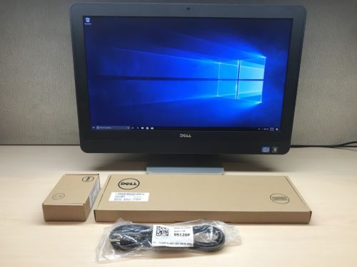 Dell Optiplex 9010 AIO All-In-One i7-3770S @ 3.10GHz 8GB RAM 500GB HD Windows 10